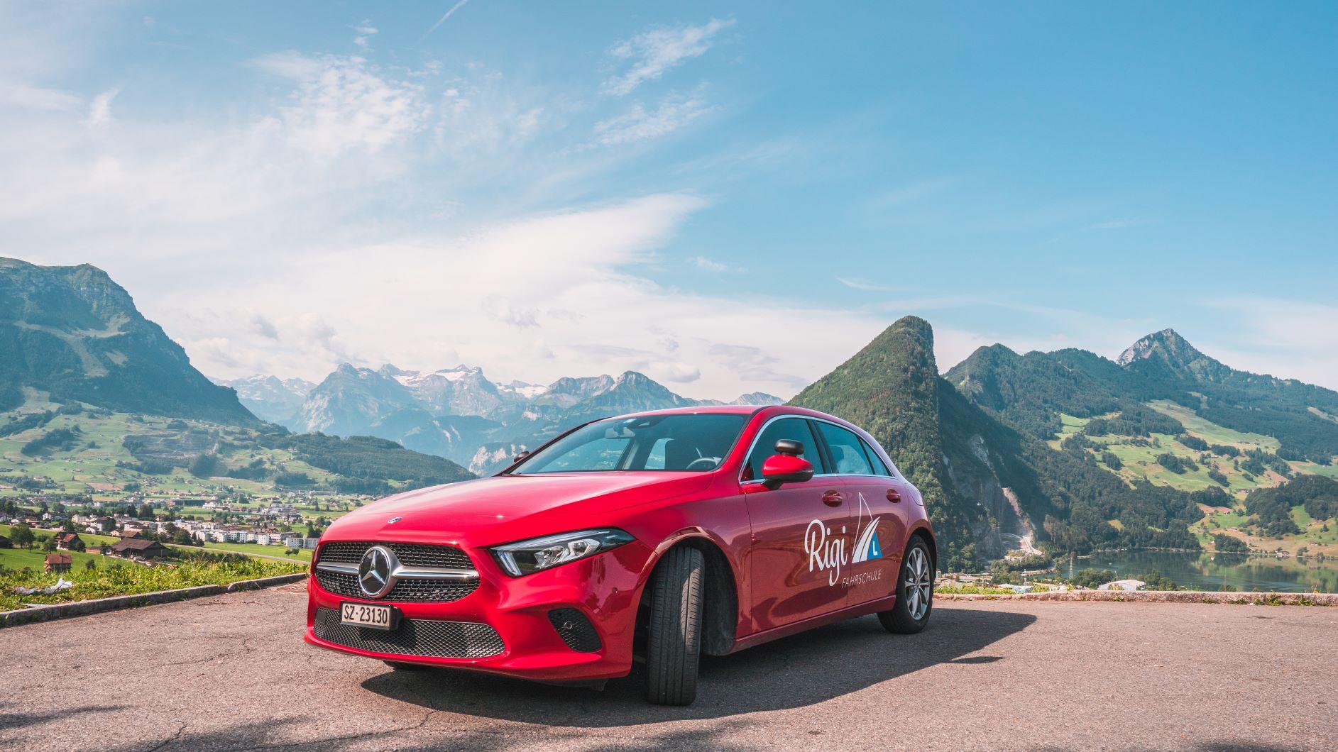 Fahrschulauto-Mercedes-A-Class